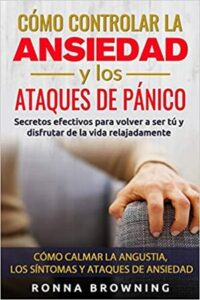libro como controlar la ansiedad