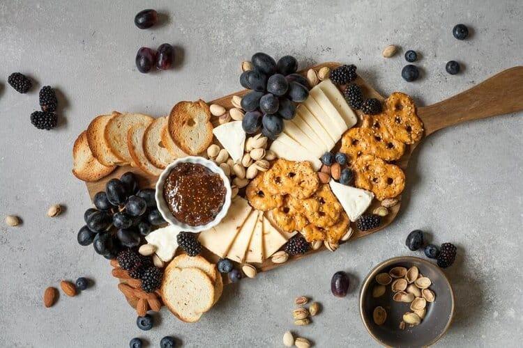 snacks saludabbles