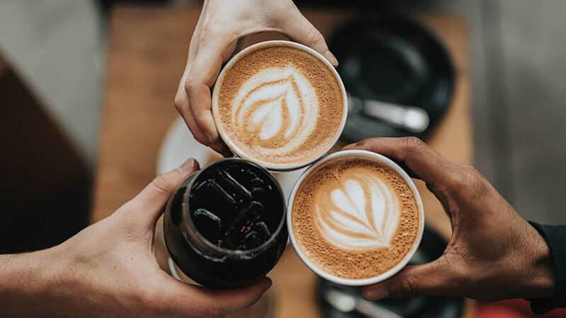 Calorías del café con leche
