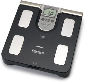 bascula de medir grasa