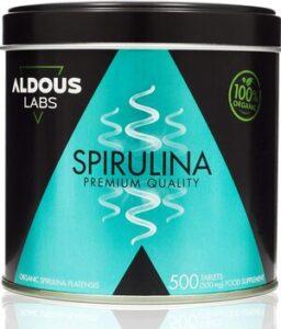 espirulina aldous lab