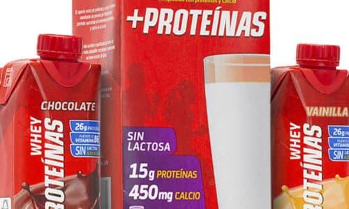 Batidos de proteinas del mercadona
