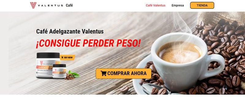 dieta del cafe valentus