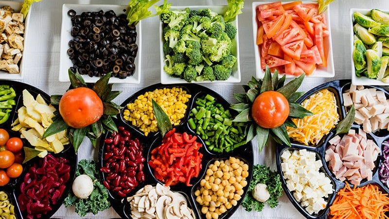 Nutrición ortomolecular dieta