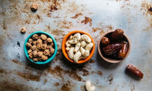 Snacks saludables para llevar