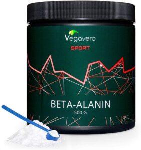 suplemento beta alanina