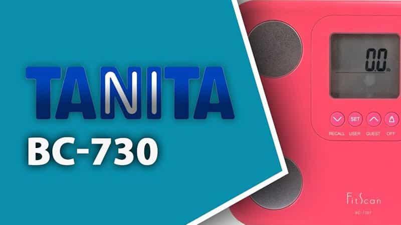Tanita BC 730