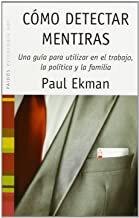 como detectar mentiras paul ekman