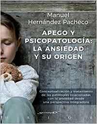 libro apego y psicopatologia