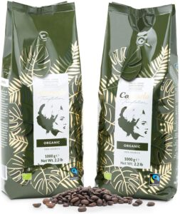 cafe organico arabico