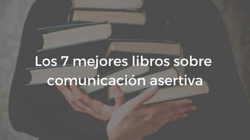 libros asertividad