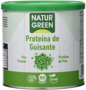 NaturGreen Proteína de Guisante Superalimento Bio