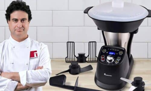 robot de cocina masterpro review