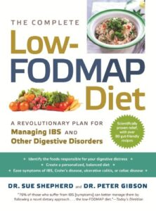 low fodmap diet libro