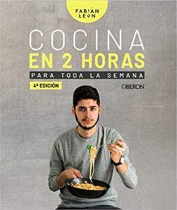 cocina en 2 horas para toda la semana