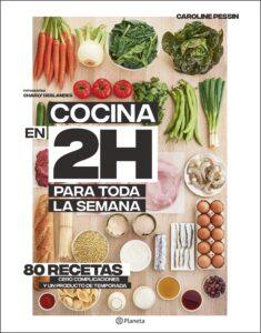 libros de batch cooking
