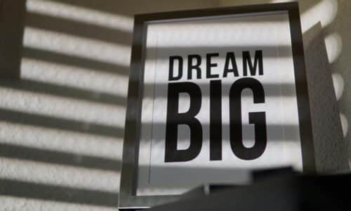 luchar por tus sueños