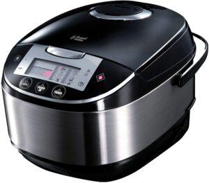 Russell Hobbs Cook@Home - Robot de cocina con función panificadora