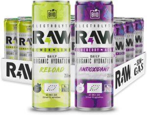 Bebida Isotónica RAW D.F.C.