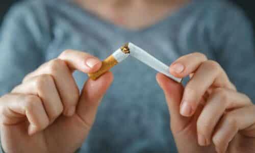 dejar el tabaco engorda