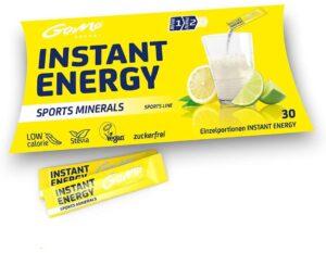 GoMo ENERGY® Bebida deportiva isotónica de minerales sin azúcar