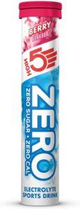 HIGH5 ZERO Pastillas de Hidratación por Electrolitos con Vitamina C Añadida