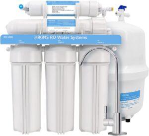 HiKiNS Sistema de filtración de Agua de ósmosis inversa