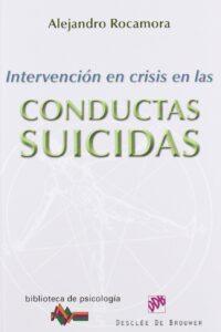 libro intervencion en crisis suicidio