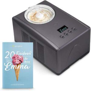 Máquina para hacer helados caseros EMMA