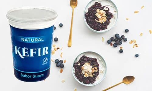 yogurt kefir natural