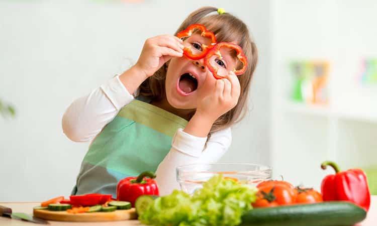 cursos nutricion infantil
