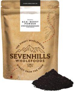Sevenhills Wholefoods Baya De Açaí En Polvo Orgánico