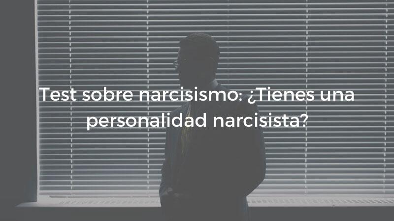 test personalidad narcisista
