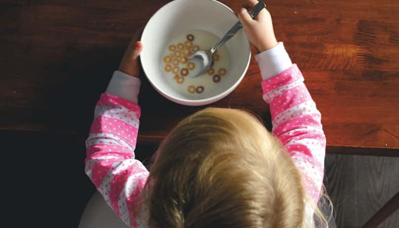 neofobia alimentaria infantil